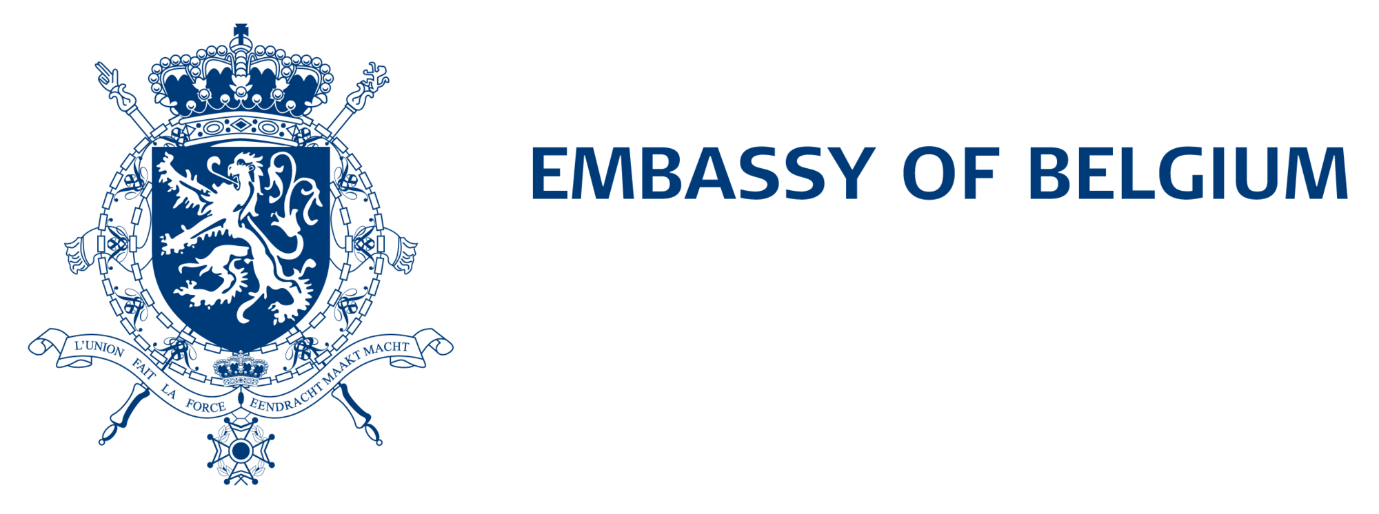 Logo Belgian FPS Foreign Affairs - Odd Years - Embassy of Belgium
